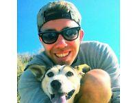 Petsitter & dogwalker