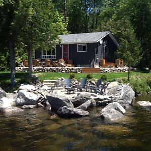 Fall Cottage Rental - East Grand Lake
