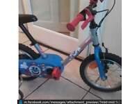 Boys/Childrens Bike (B'Twin, Decathlon)