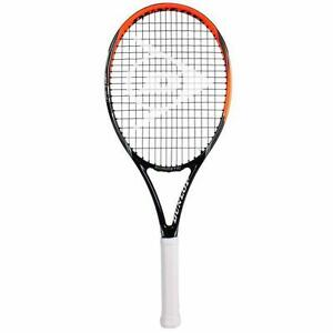DUNLOP BIOMIMETIC 100 PRO TENNIS RACQUET , GRIP 4 3/8 , STRUNG - NEW