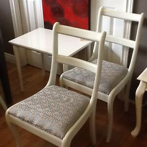 Assorted chairs $35 each