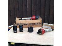 Boat engine part