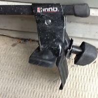 Rack Inno pour transport de vélo (barres transversales)
