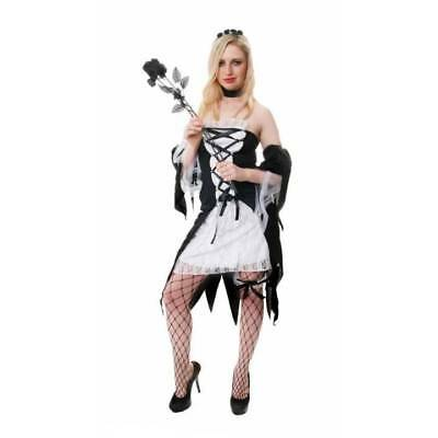 Verkauf Damen Geisterbraut Dracula Halloween Kostüm - Braut Dracula Kostüm