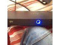 Sky q main box