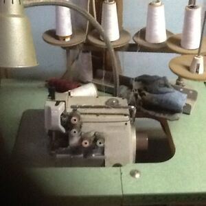 Machine a coudre overlock brother