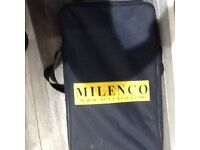 Milenco wheel clamp