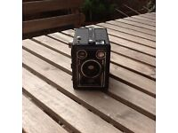 Agfa Synchro box camera made in Germany sold as used