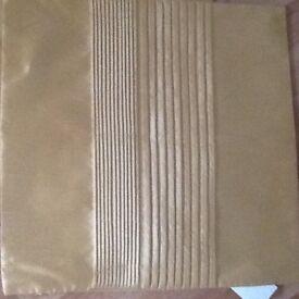 Faux silk cushion covers