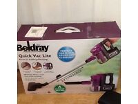 Beldray Quick Vac Lite Bagless 2 in 1 Vacuum Cleaner