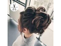 HAIR UP£15