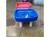 Little Tike Sand and Water Table