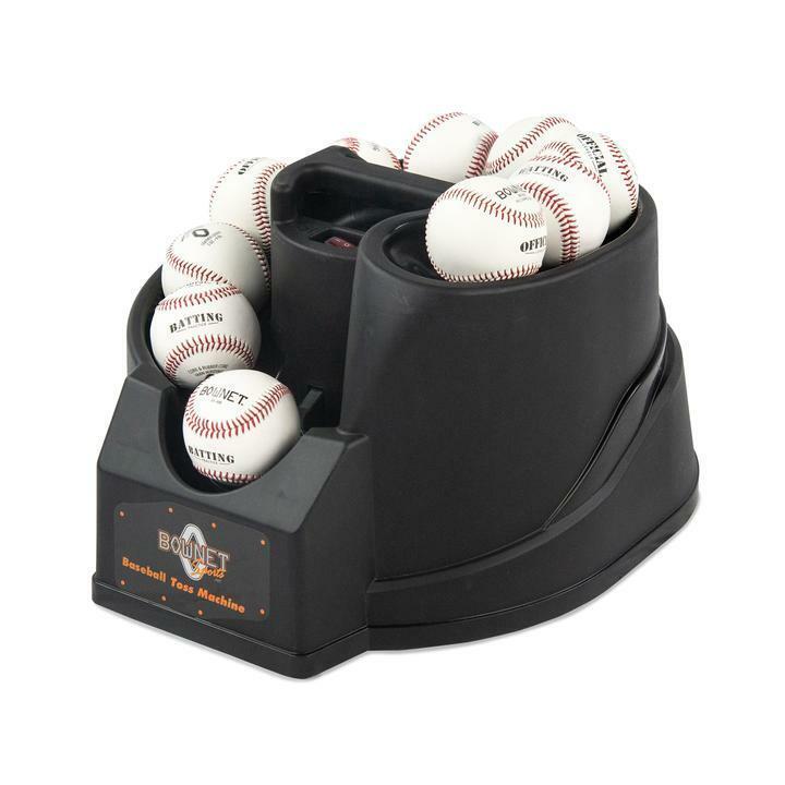 Bownet Baseball Soft Toss Machine Pitching Machine BN-BB Tos