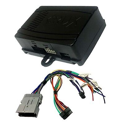 Crux Interfacing Solutions SOCGM17C Crux Radio Replacement Interface With Chime