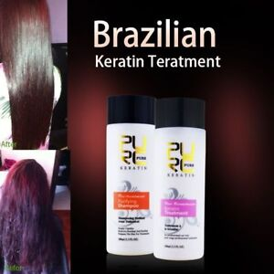 Keratin professional Kit to do yourself at home