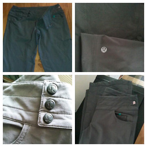 LULULEMON PANTS EEEUC!!!