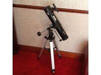 OPTUS Reflector Telescope with EQ-7 Mount