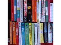 Job Lot of Books, Over 100
