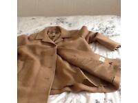 Camel New Coat