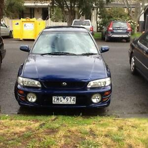 2000 Subaru Impreza Sedan Albert Park Port Phillip Preview
