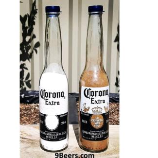 2 x Corona salt and pepper sets. Salt and pepper not included