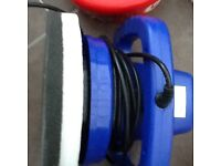 Electric car polisher - Used once
