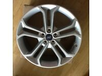 """FORD FOCUS ST 19"""" ALLOY FOR SALE £90"""