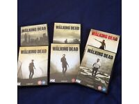 The Walking Dead DVD Seasons 1 - 6