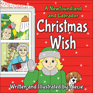 Newfoundland and Labrador Children's Books - Necie