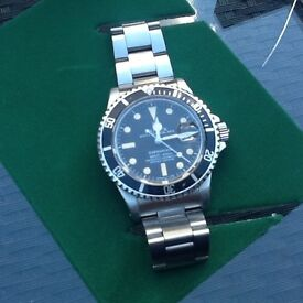 I buy vintage Rolex sports watches