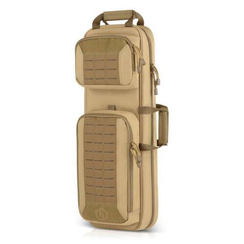Savior Equipment Urban Takedown Rifle Carry Case - Tan / Flat Dark Earth