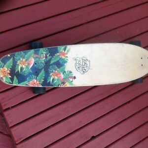 Land yacht long board