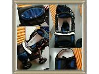 Baby's pushchair