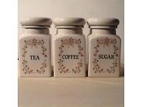 Eternal Beau Storage Jars
