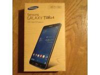 """Galaxy tab 4 7"""" 8g"""