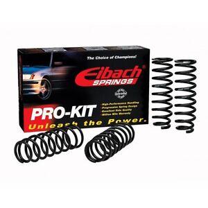 Liquidation Suspension drop coil spring Eibach Honda civic 96-00