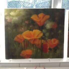 Hand Painted Oil on Canvas Landscape Paintings