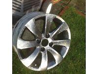 Citreon Peugeot 16inch alloys 4 stud