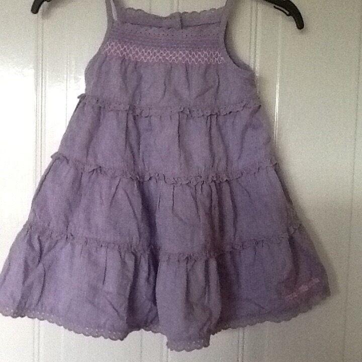 """Girls """"rocha little rocha"""" summer dress aged 9-12 months"""
