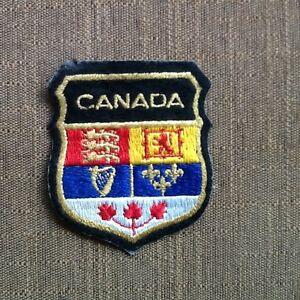 CANADA Sew-on Patch