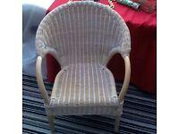 Childrens Lloyd Loom Chairs