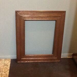 Frame - copper finish