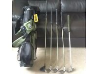 USKG Junior Golf Club Set