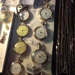 Pocket Watches $100 each