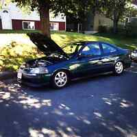 1998 Civic si Rust Free Low Km