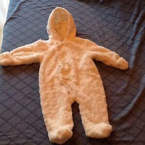 Belle Pochette chaude pour fille 6-9 mois