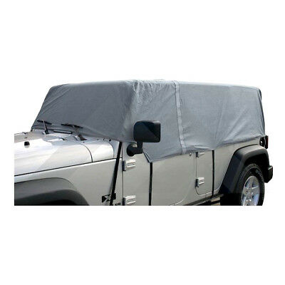 Cab Cover for Jeep Wrangler JK 4 Door 2007-2018 Rough Trail CC10609