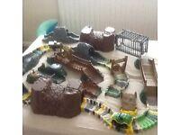 Dino and safari set