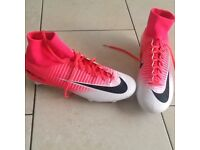 Nike Mercurial Victory sock boots size 8.5