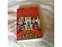Parent Agency book, by David Baddiel